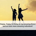 2019 Birthday Returns Wishes For Best Friend Female With Name