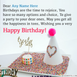 2019 Birthday Returns Wishes For Best Friend Images In Tamil