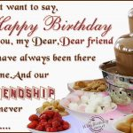 2019 Birthday Returns Wishes For Friend Female With Name Edit