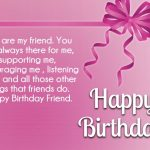 2019 Birthday Returns Wishes For Friend Funny Quotes