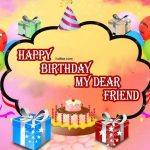 2019 Birthday Returns Wishes For Friend Images Hd