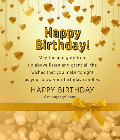 2019 Birthday Returns Wishes For Friend Images Hd Download