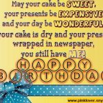 2019 Birthday Returns Wishes For Friend Male Funny In Hindi
