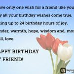 2019 Birthday Returns Wishes For Friends Images In Marathi