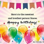 2019 Birthday Returns Wishes Video For Friend With Name
