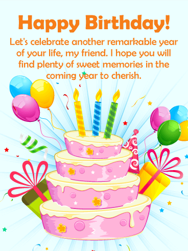 2019 Birthday Wishes For Best Friend Female Download