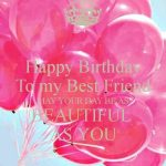 2019 Birthday Wishes For Best Friend Girl Funny Quotes In Hindi