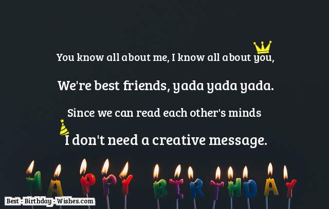 2019 Birthday Wishes For Best Friend Girl Video Free Download