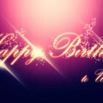 2019 Birthday Wishes For Friend Female Images