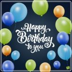 2019 Birthday Wishes For Friend Images Hd