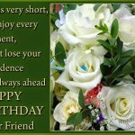 2019 Birthday Wishes Images Hd For Friend With Cake