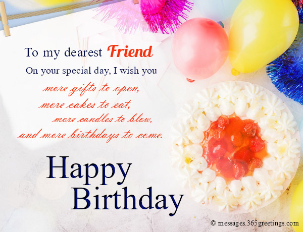 2019 Happy Birthday Wishes For Friend Female Quotes