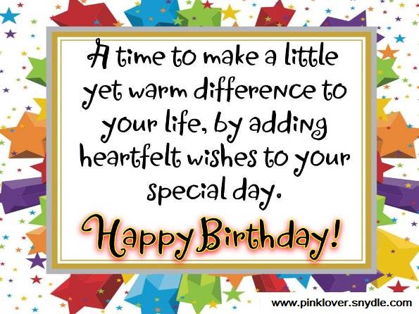 2019 Happy Birthday Wishes For Friend Images
