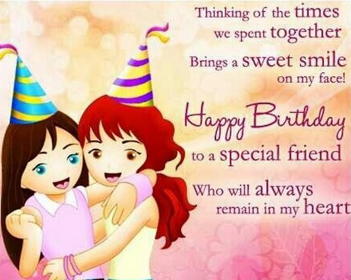 Bday Wishes For Friend Funny