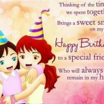 Bday Wishes For Girlfriend Images