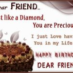 Birthday Returns Wishes For Best Friend Female Pictures
