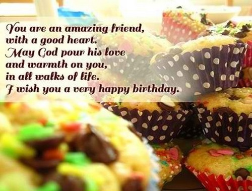 Birthday Returns Wishes For Best Friend In Hindi Images