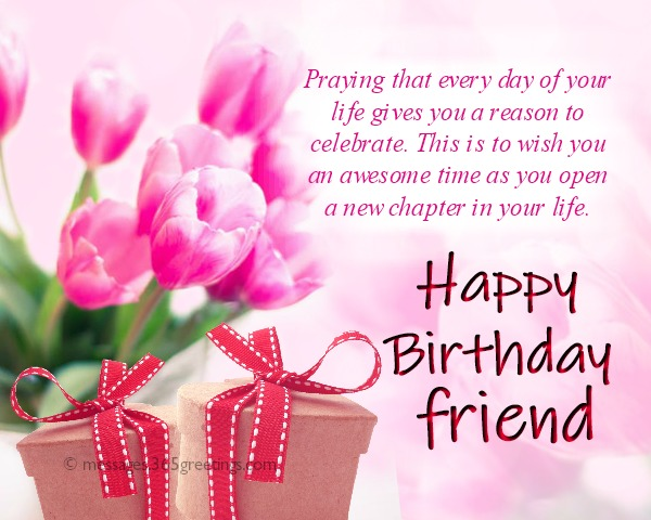 Birthday Returns Wishes For Friend Images