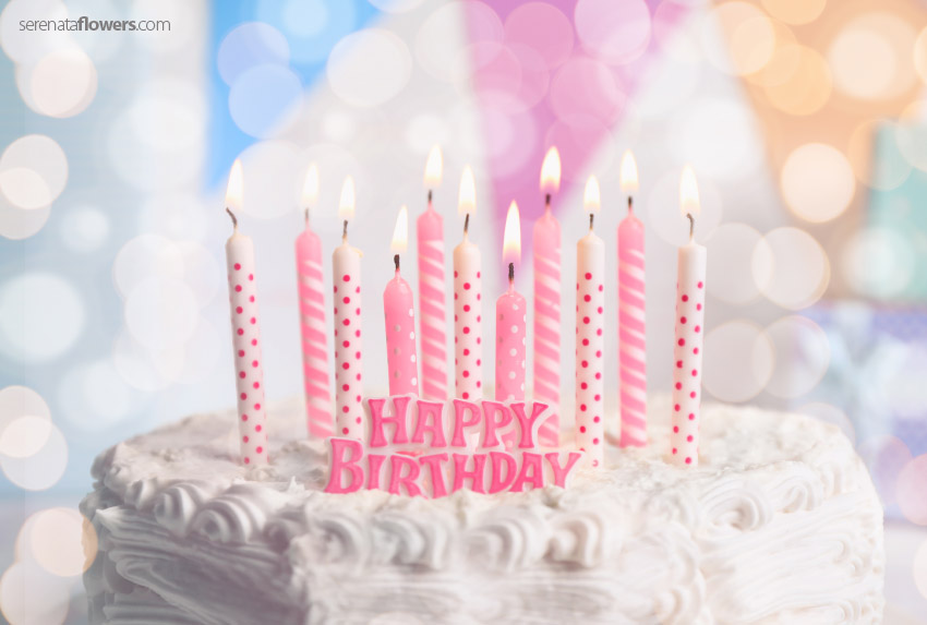 Birthday Returns Wishes For Girlfriend Gif Images