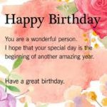 Birthday Returns Wishes For Girlfriend In Hindi Images