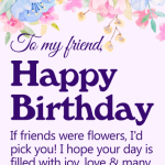 Birthday Wishes For Best Friend And Sister In Law