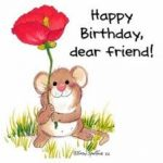Birthday Wishes For Best Friend Female Hd Images