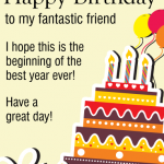Birthday Wishes For Best Friend Female With Name
