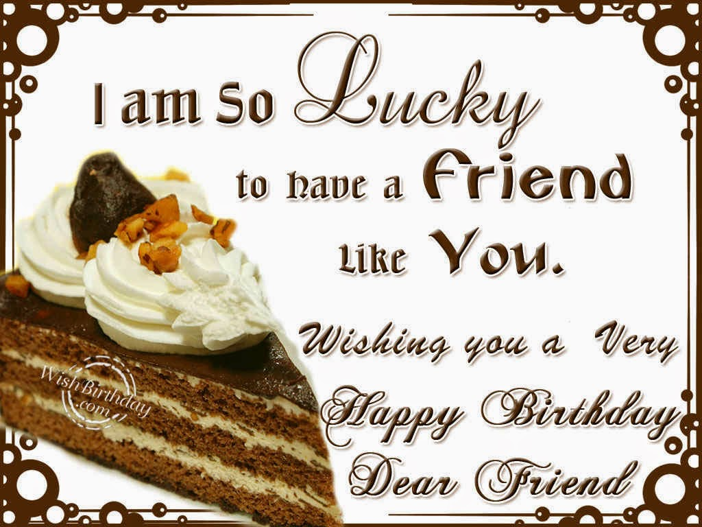 Birthday Wishes For Best Friend Images Download