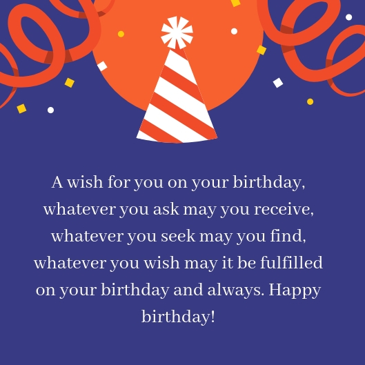 Birthday Wishes For Best Friend In Hindi Status