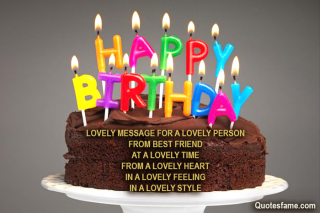 Birthday Wishes For Ex Girlfriend Images