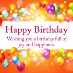Birthday Wishes For Friend In Hindi Image