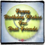 Birthday Wishes For Friend With Name Card