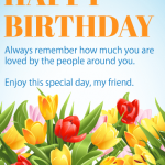 Birthday Wishes For Girl Friend Images