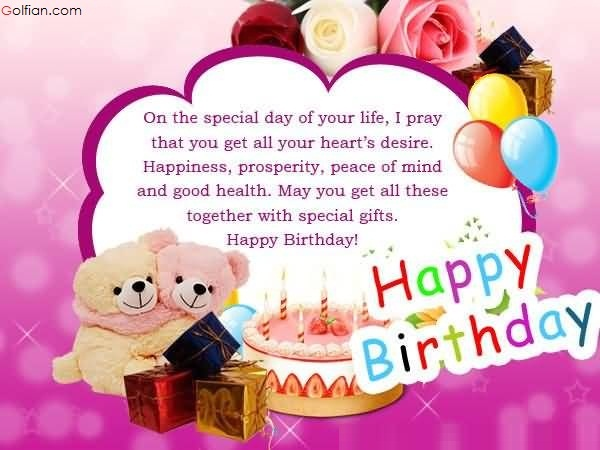 Birthday Wishes For Girlfriend Gif Images