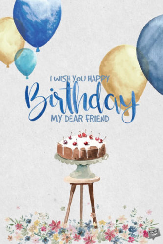 Birthday Wishes Images Hd For Friend Female