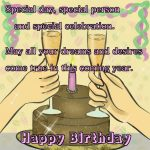 Birthday Wishing For Friend Images Hd With Name On Cake