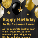 Funny Birthday Wishes For Best Friend Bangla
