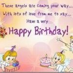Happy Bday Wishes For Girlfriend Images