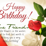 Happy Birthday Returns Wishes For Best Friend In Hindi Images