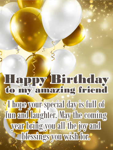 Happy Birthday Returns Wishes For Friend Images Free Download