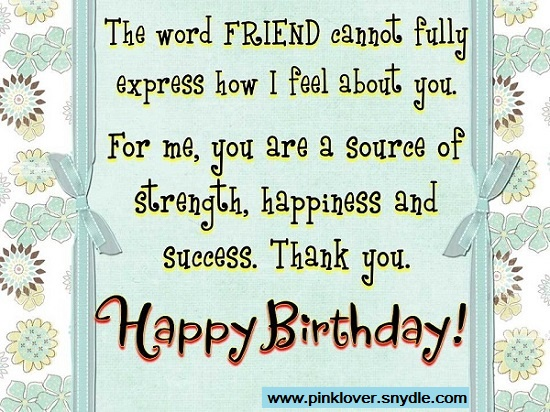 Happy Birthday Wishes For Best Friend Female Quotes In Marathi