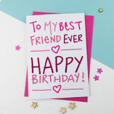 Happy Birthday Wishes For Best Friend Female Quotes