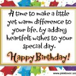 Happy Birthday Wishes For Best Friend Female Video Free Download