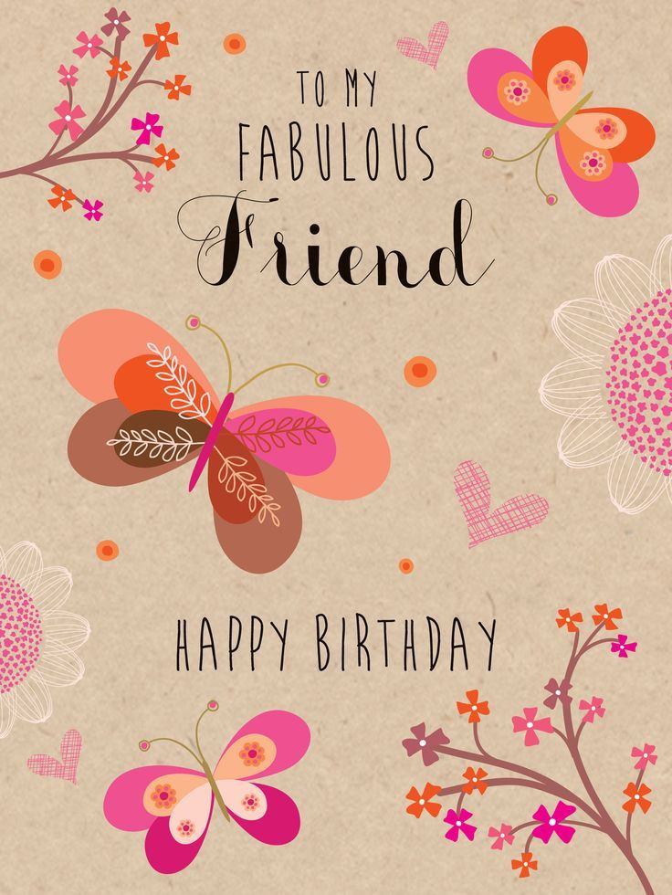 Happy Birthday Wishes For Best Friend Girl Like Sister