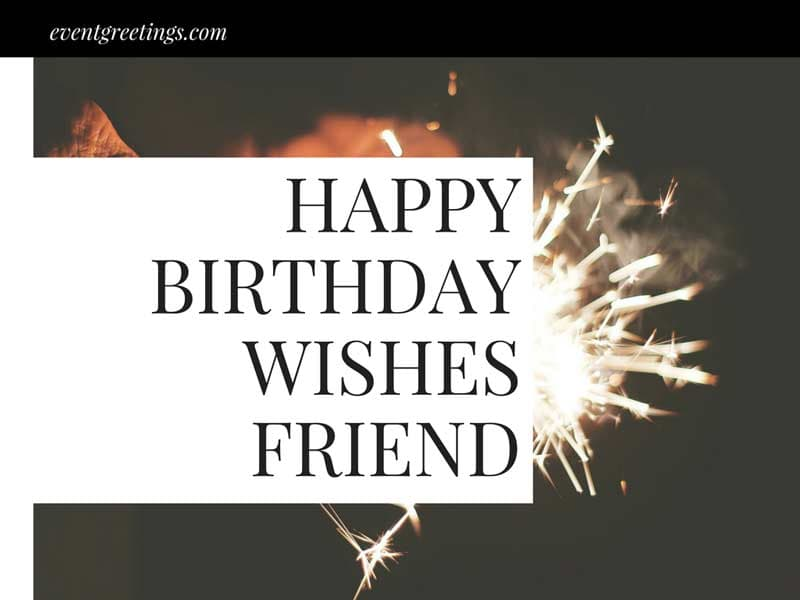 Happy Birthday Wishes For Friend Female Video