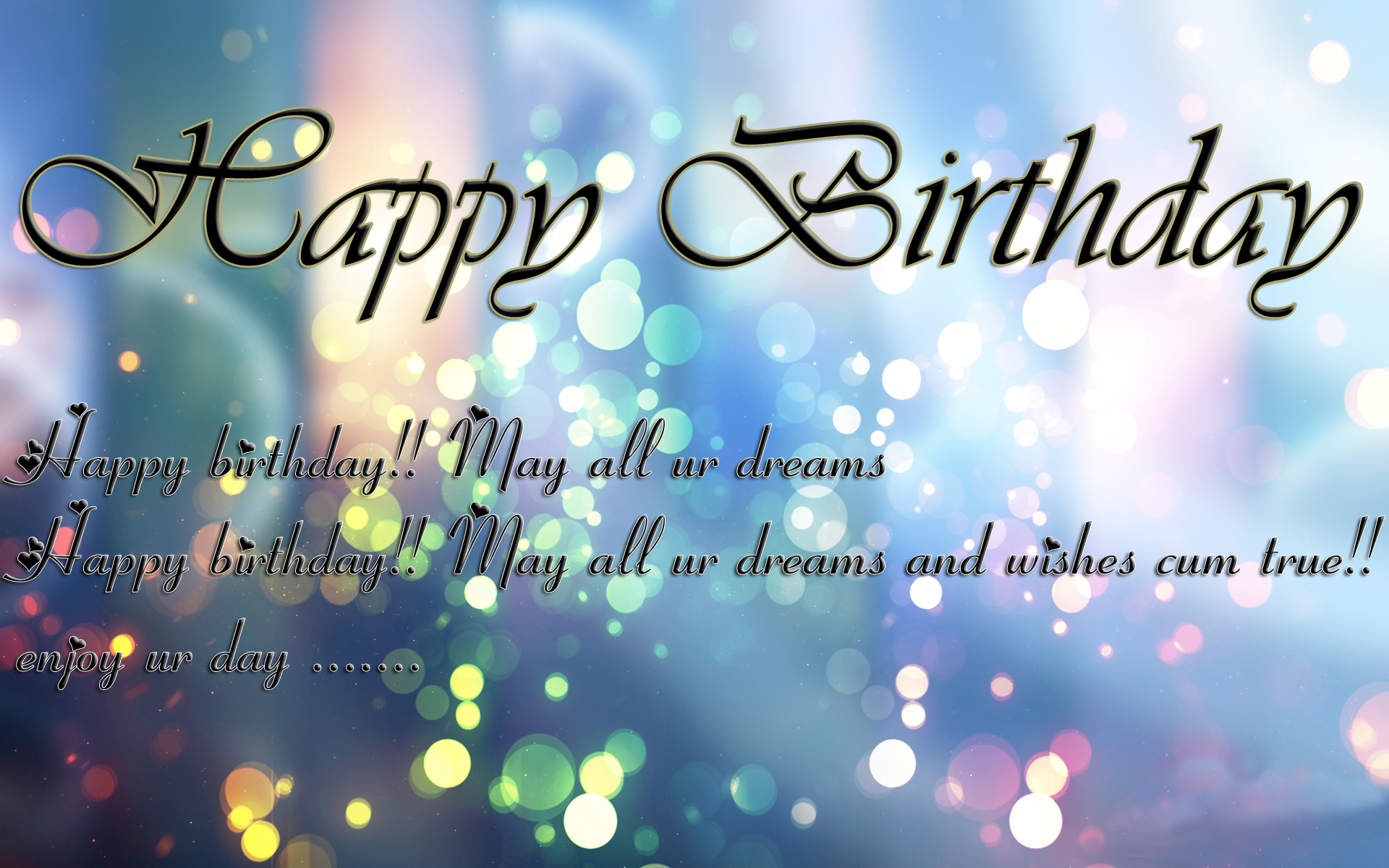Happy Birthday Wishes For Friend Images Free Download