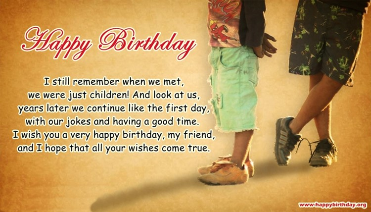 Happy Birthday Wishes For Friends In Hindi With Name