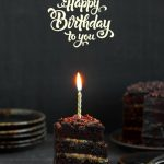 Happy Birthday Wishes For Girlfriend Gif Images