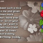 Happy Birthday Wishes For Good Friend Images