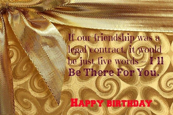 Happy Birthday Wishes For My Friend Like Sister